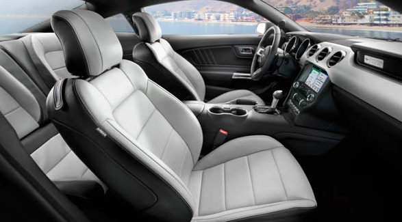2016 Ford Mustang Interior Seating